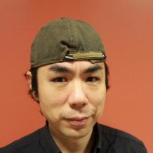 Portrett av Kurage Kohji Ohhashi.