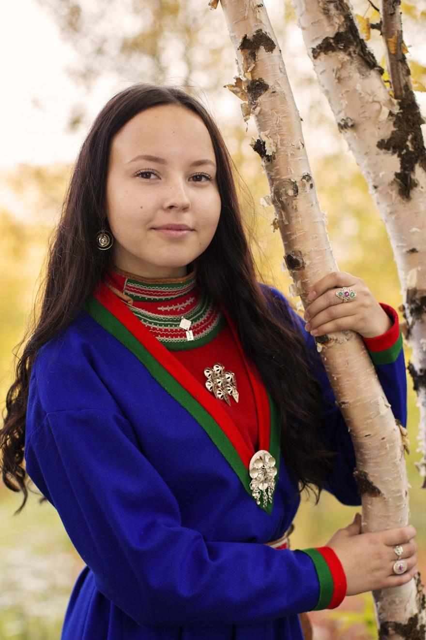 Bilde av Elle Mari Dunfjell Oskal