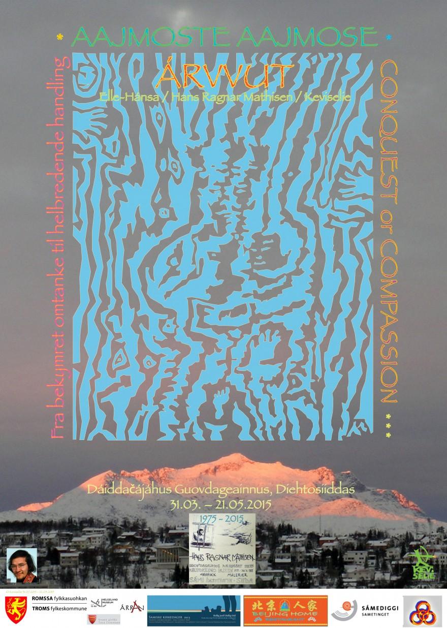 Plakat for utstilling