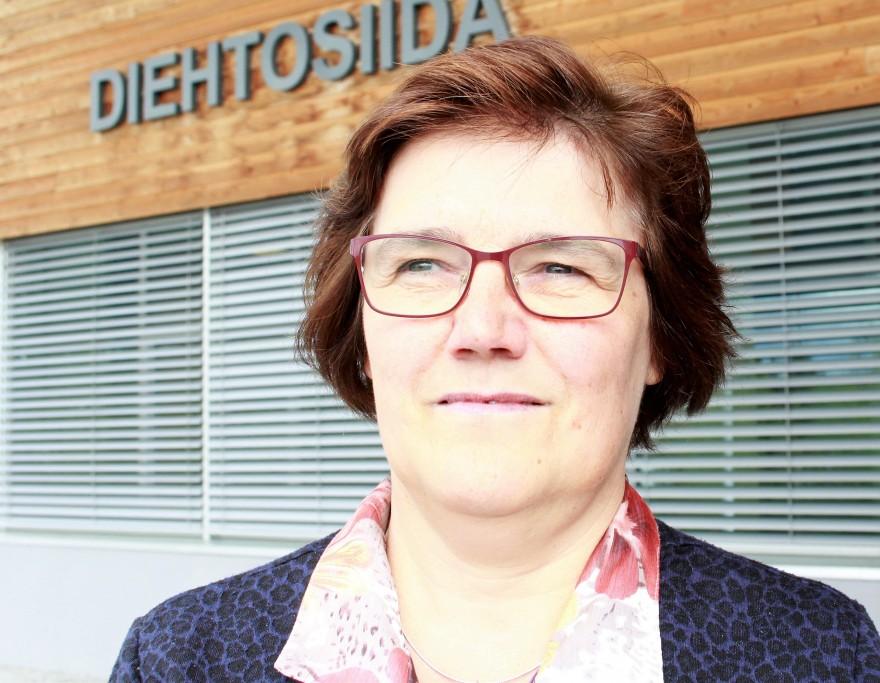 Kaisa Rautio Helander