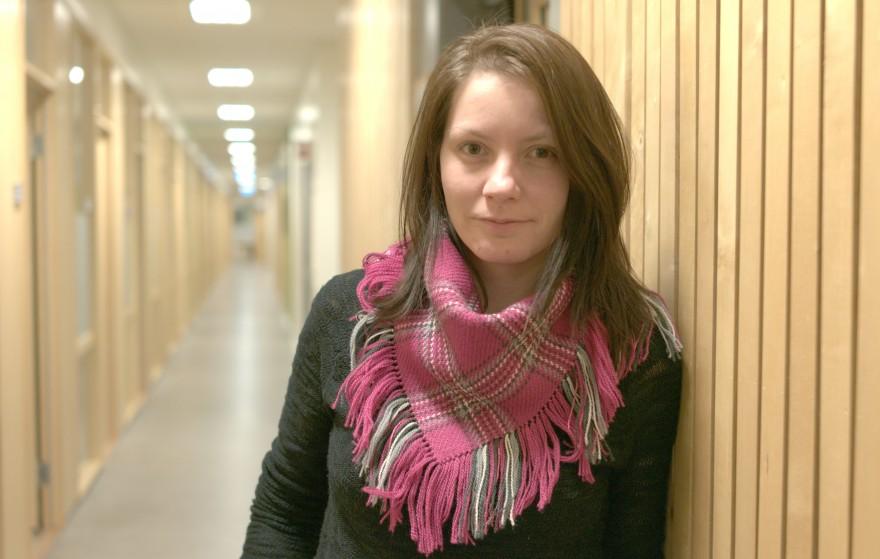 Portrett av Marit Meløy