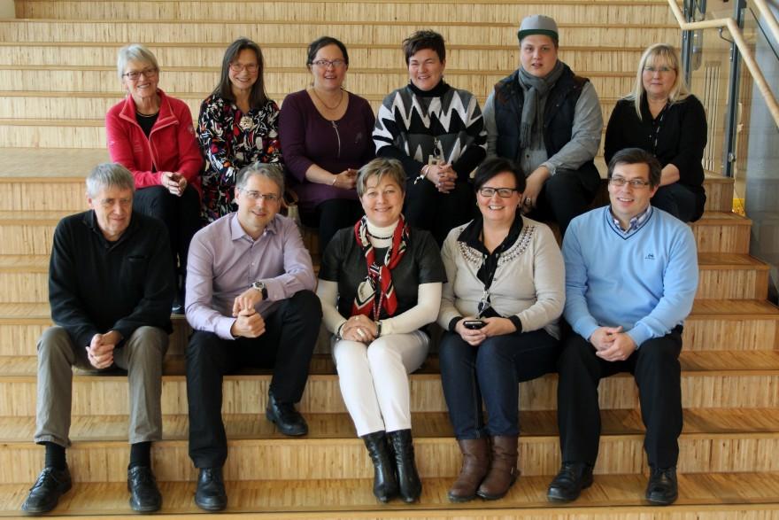 Bilde av Samisk høgskole styre