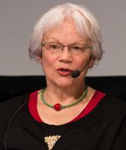 Bilde av Britta Marakatt-Labba fra Wikipedia