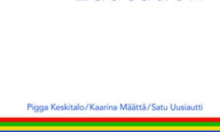 Cover Sámi Education by Pigga Keskitalo, Kaarina Määttä and Satu Uusiautti.