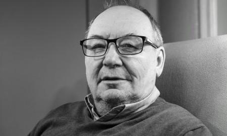 Bilde av professor Johan Klemet Kalstad