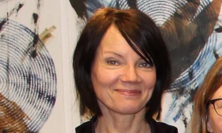 Bilde portrett av Seija Risten Somby.