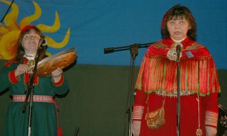 Bilde av Anne Lise Varsi og Inga Marianne Lango