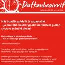 Bovdehus logaldallamii Kafe Riskus, Dutkanbeivviid 2014 oktavuođas.