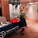 Bilde av Inger Anne Siri Triumf på Sami Parliamentarian Councils' Youth Conference 2017