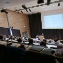 Bilde fra seminar om overgrep og seksuelt missbruk.