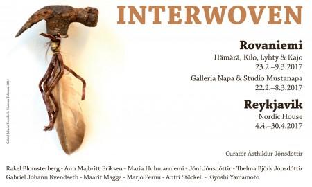bilde av Interwoven 2017 plakat.