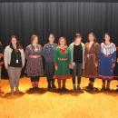 Bilde av forelesere på forskingsdagene